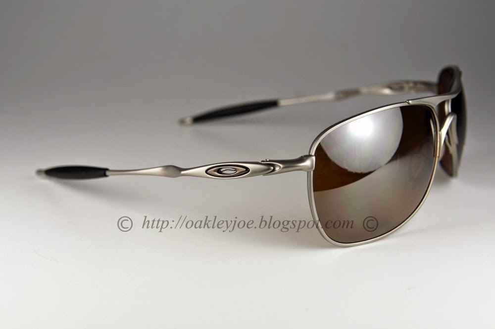 e688bed4c32 Oakley Titanium Crosshair Mens Polarized « Heritage Malta