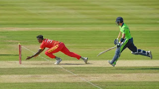 Ireland vs Zimbabwe 1st T20I 2021 Highlights