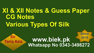 types of Silk are found in the world