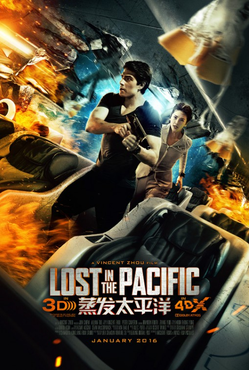 Lost in the Pacific [2016] [DVDR] [NTSC] [Custom HD] [Subtitulado]