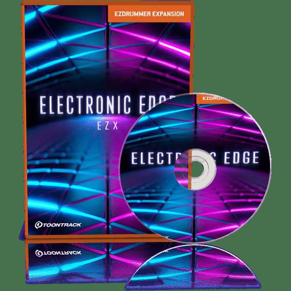 Toontrack Electronic Edge EZX Full version