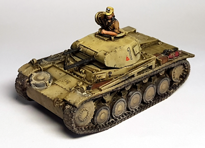 28mm Panzer Crew