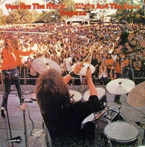 Trapeze - You Are the Music... We're Just the Band (1972, Hard Rock, Funk Rock)