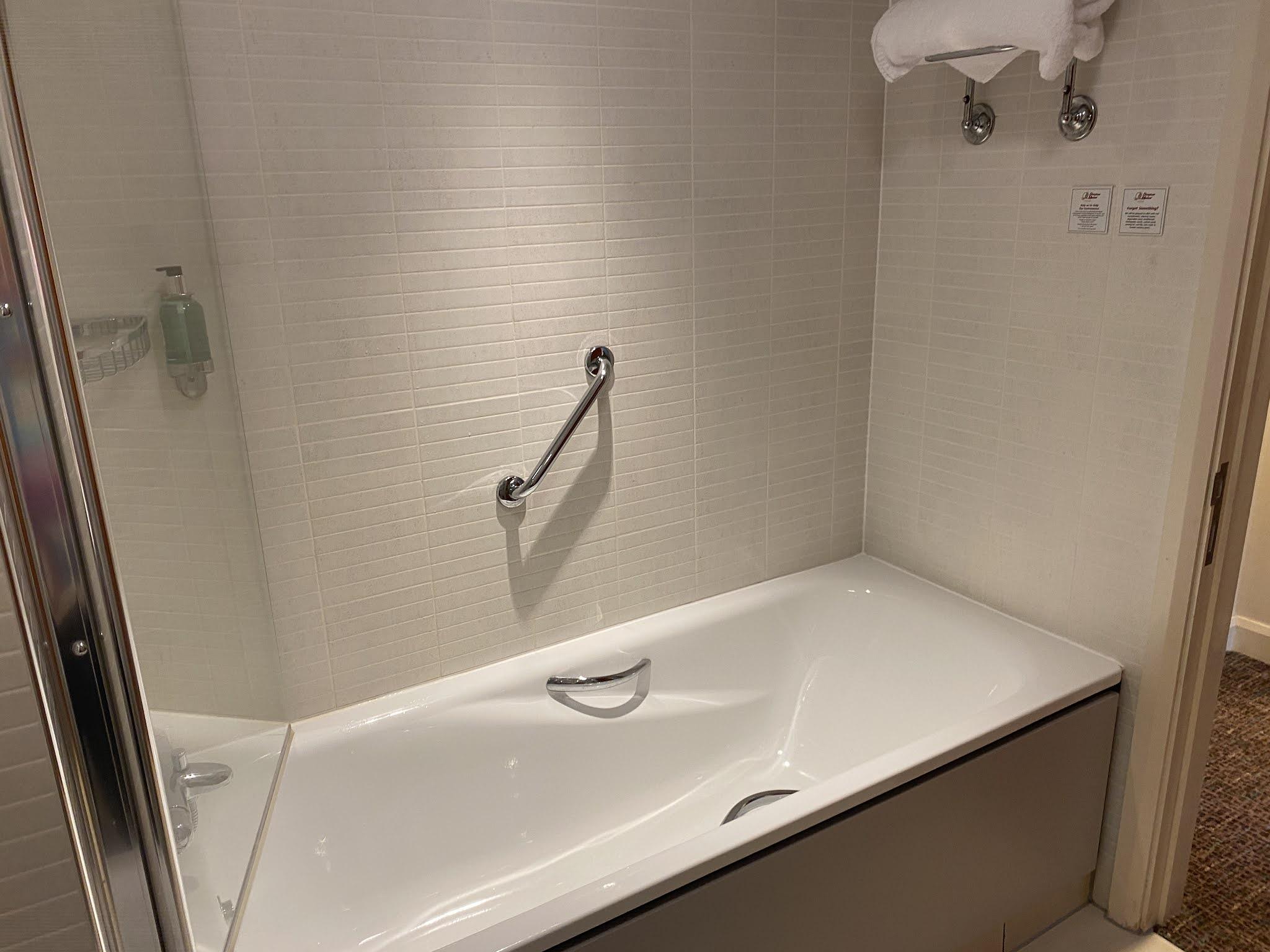 Bathroom at Drayton Manor Hotel