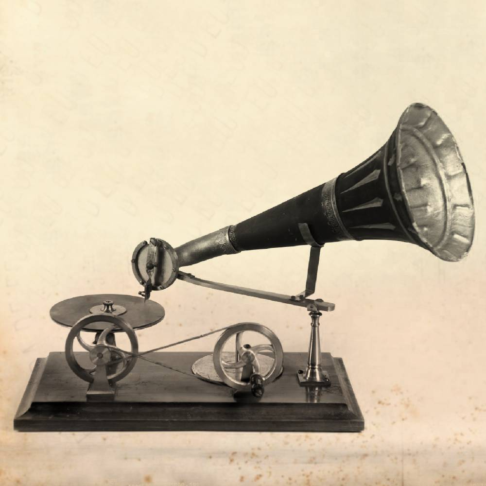 ambiente de leitura carlos romero cronica flavio ramalho brito fonógrafo voz thomas edison diogo velho paraiba fred figner pioneirismo musica brasil