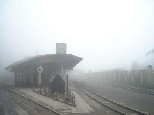 Ghum RailwayStation