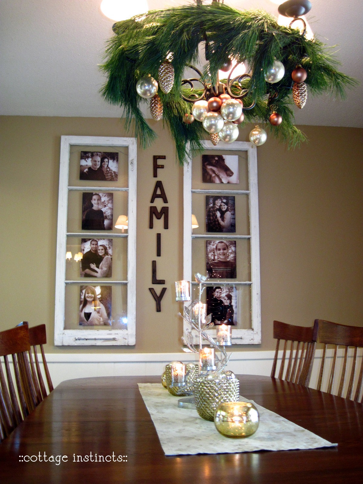 Cottage instincts what to do with old windows for What to do with old frames