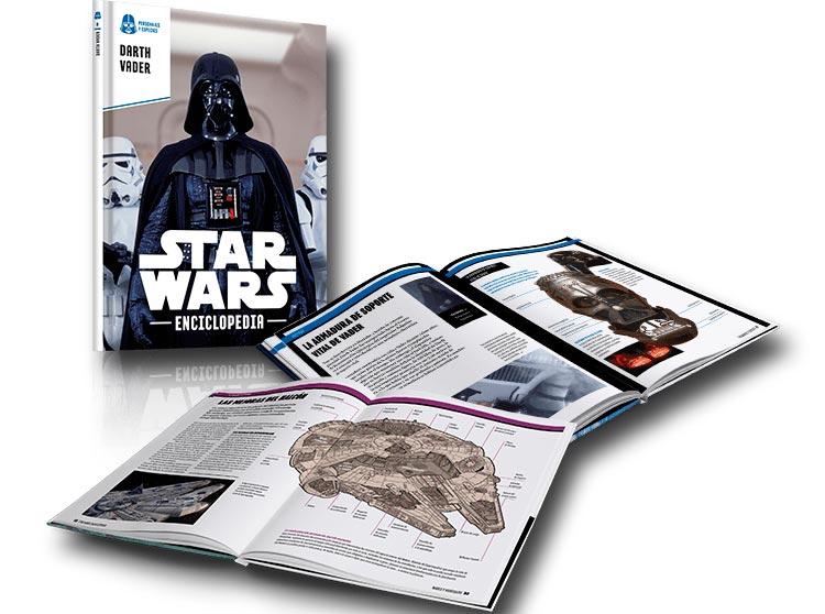 Primera entrega Enciclopedia Star Wars de Planeta deAgostini