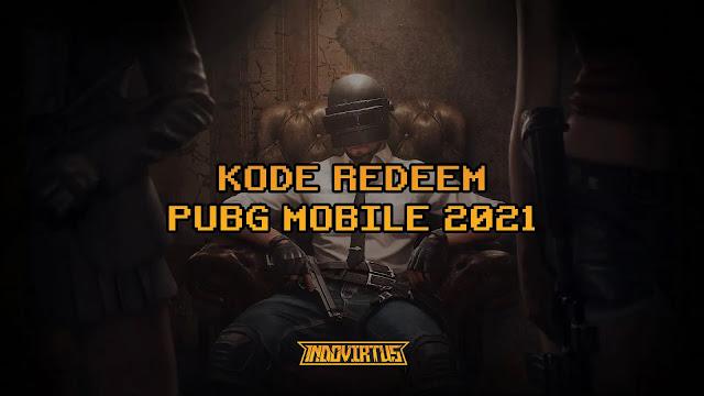 Kode redeem PUBG Mobile terbaru 2021