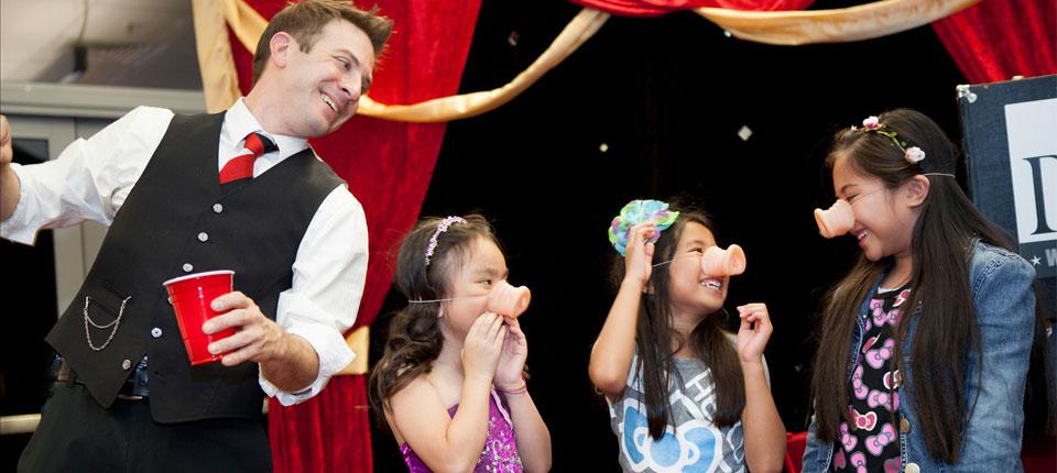 Magician Dante Los Angeles, CA - Comedy Magic, Close-up Magic, Stage Magic, Mentalism