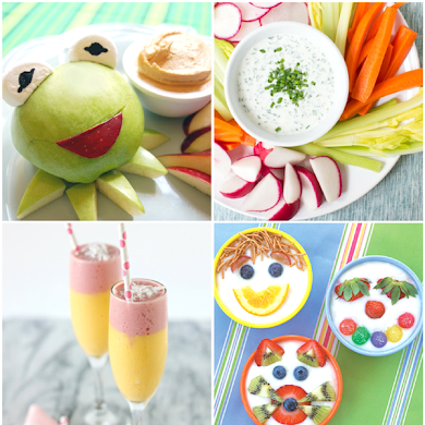 20+ Yummy and Fun After School Snacks