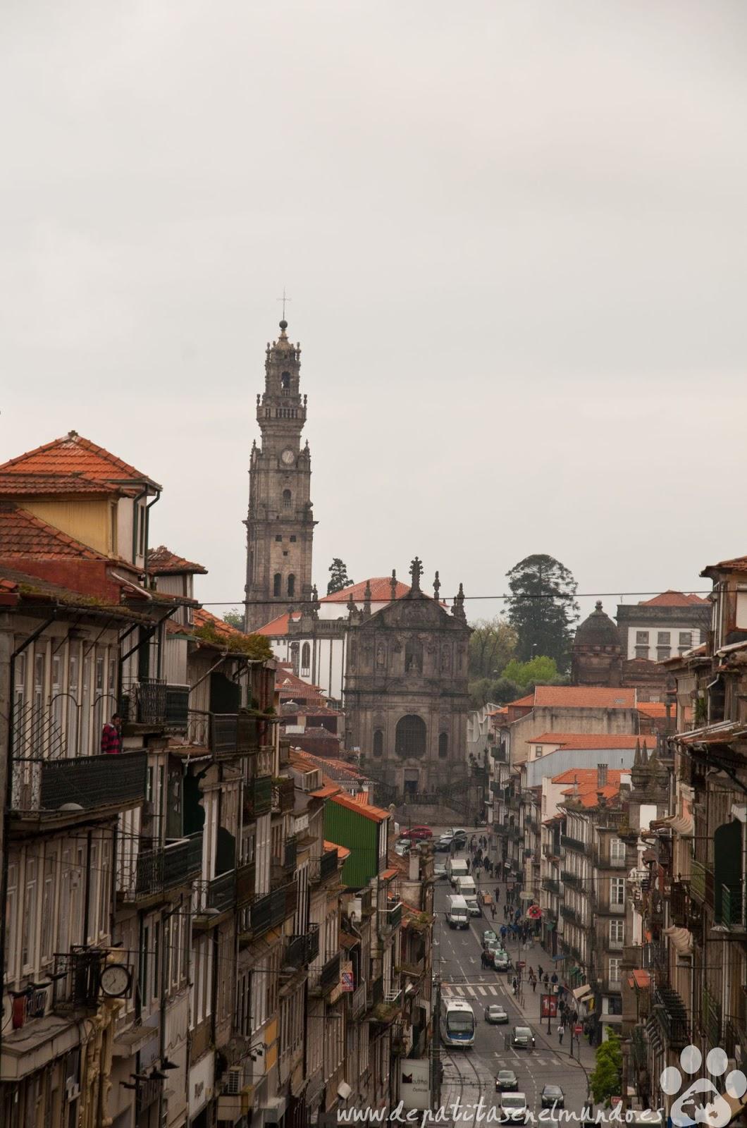 Torre de Los Clerigos de Oporto