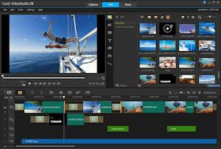 Corel VideoStudio Ultimate Editing Tool