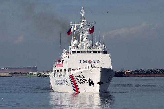 """Lợi dụng """"khoảng trống"""" của quân đội Mỹ, Trung Quốc lộng hành tại biển Đông..."""