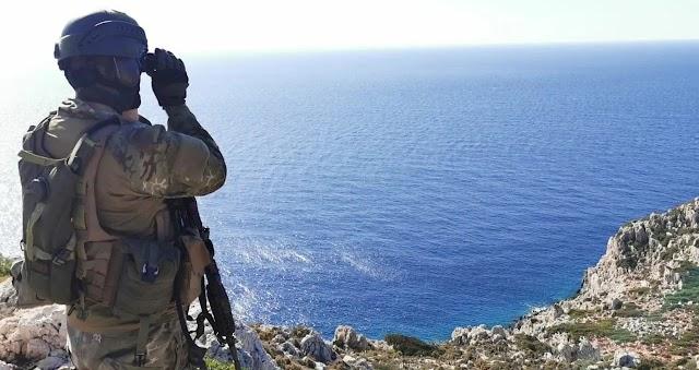 Έτοιμο το πλωτό τείχος του Καστελόριζου και οι «βάτραχοι» με τα Σκάφη Ανορθόδοξου Πολέμου