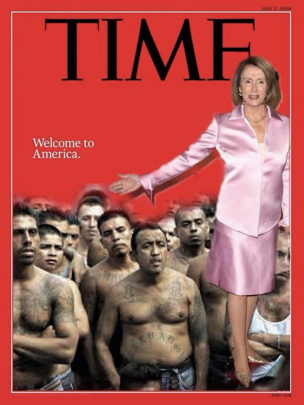 Image result for ms-13 time cover