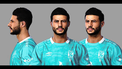 PES 2021 Faces Mohamed El-Shenawy by Sameh Momen