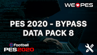 PES 2020 LITE BYPASS DATA PACK 8