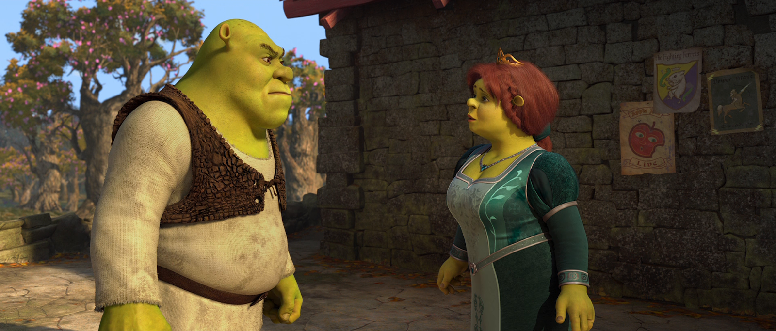 Shrek Para Siempre (2010) BRRip 1080p Latino - Ingles captura 2