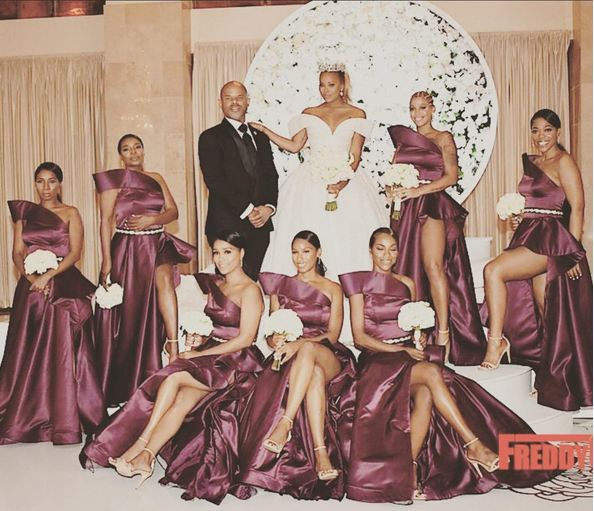 eva-marcille-michael-sterling-wedding-pictures