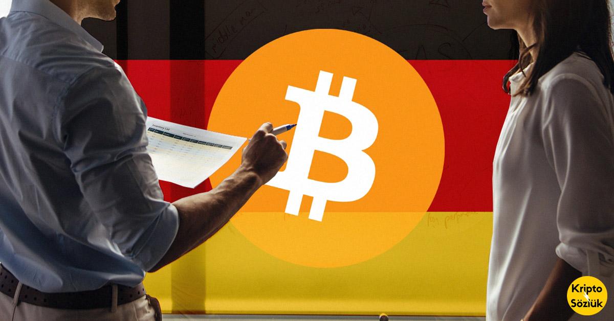 Almanya Bitcoin ve Kripto Paraları Resmen Tanıdı