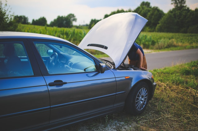 Car insurance also covers roadside assistance