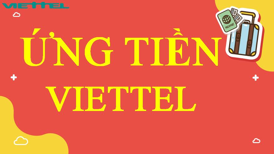 Ứng tiền Viettel