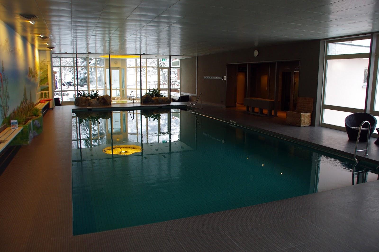 Hotel Belvedere Grindelwald Pool
