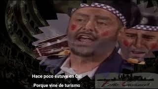 """Pasodoble con Letra """"Hace poco estuve en Cai"""". Chirigota """"La Pasma (Polizia Autonómica Andaluza)"""" (2010)"""