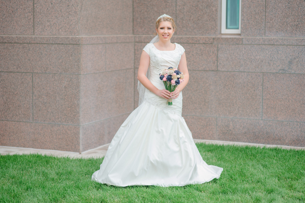 Mormon Wedding Gowns