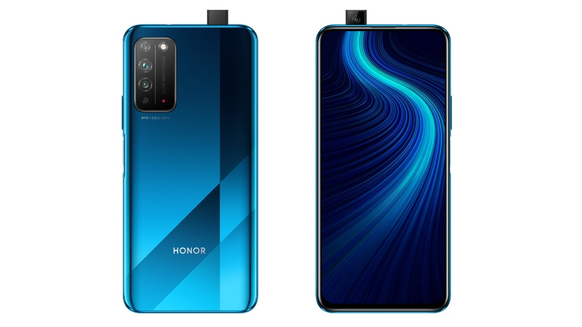 Honor X10 5G Support , Pop up Selfie Camera Launched  Price And Specifications.