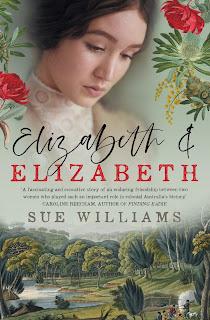 Elizabeth & Elizabeth by Sue Williams book cover