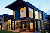27 Rumah Minimalis  Modern 2 Lantai