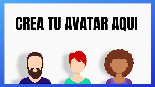 para hacer tu avatar debes entrar a las tres rayitas que están en la parte superior derecha de tu facebook al final aparece ver mas y selecciona la opcion avatar ahora modificalo a tu gusto