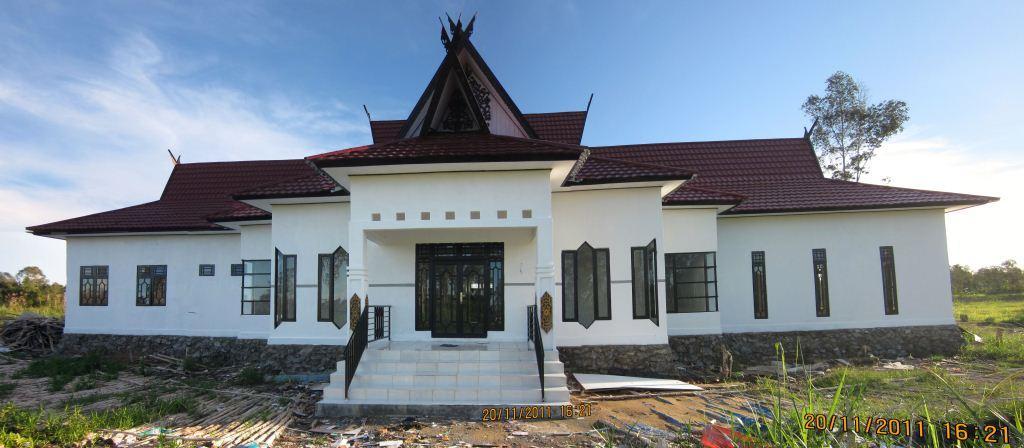 Kantor Kecamatan Dadahup