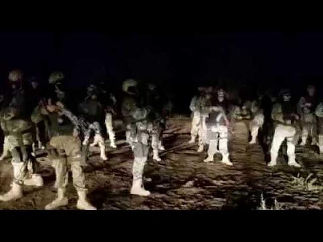 """Tras baleceras """"Grupo Escorpión"""" avanza hacia Miguel Alemán desplazando a """"Los Metros"""" en Tamaulipas."""