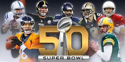 Regarder Super Bowl 50 depuis n'importe quel pays
