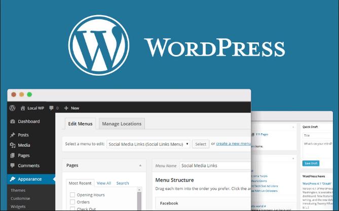 tutorial mudah membuat wordpress gratis