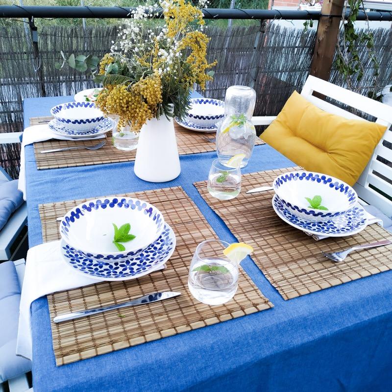 Ikea y mi terraza para decir hola al verano