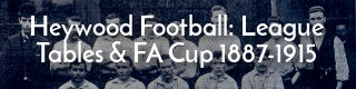 Link to football tables and results of Heywood clubs in Lancashire
