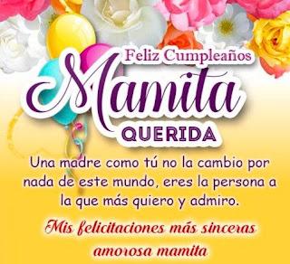 Feliz Cumpleaños Mama 6