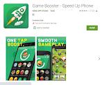 Aplikasi Mempercepat Game Online Android Terbaik