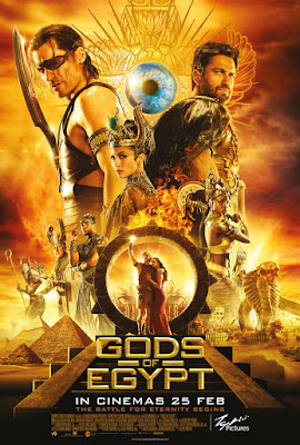 Poster Of Gods of Egypt 2016 Full Movie In Hindi Dubbed Download HD 100MB English Movie For Mobiles 3gp Mp4 HEVC Watch Online