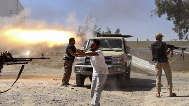 Λιβύη: Από 11 πλευρές σφυροκοπά την Τρίπολη ο Χαφτάρ