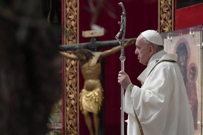 A mensagem Urbi et Orbi do Papa Francisco