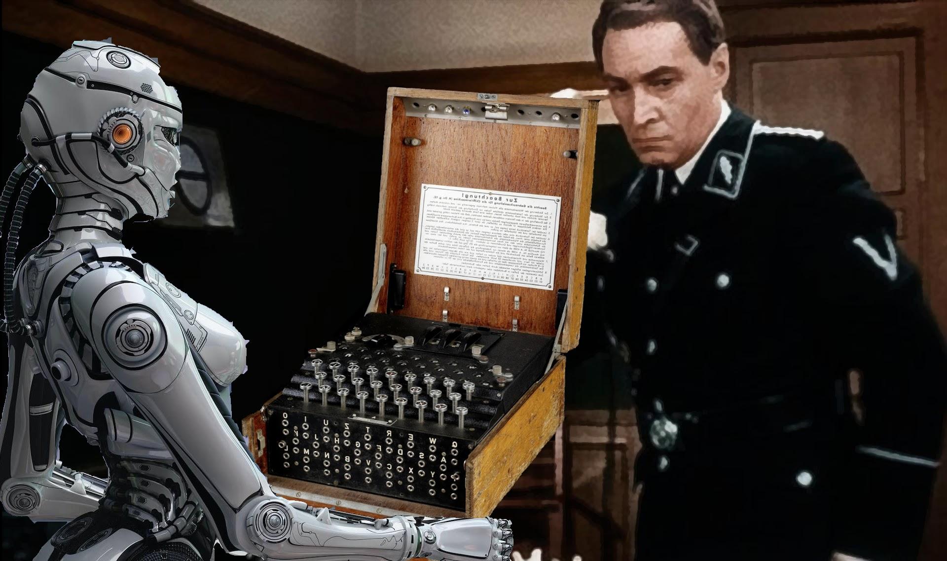 Взлом шифра Enigma генетическими алгоритмами