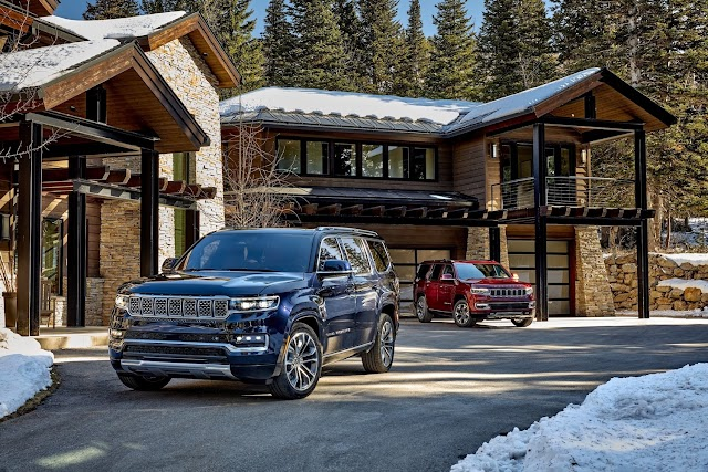 Premium extension of the Jeep brand - Wagoneer reborn