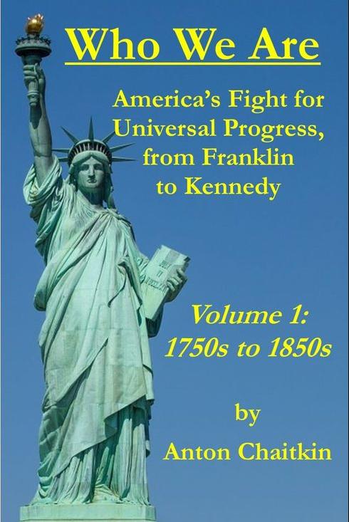 America progress books Anton Chaitkin imperialism oligarchy slavery history revolution freedom