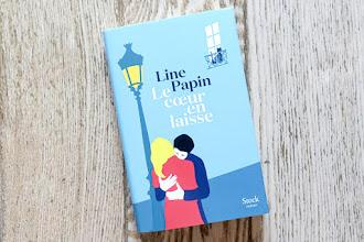 Lundi Librairie : Le coeur en laisse - Line Papin