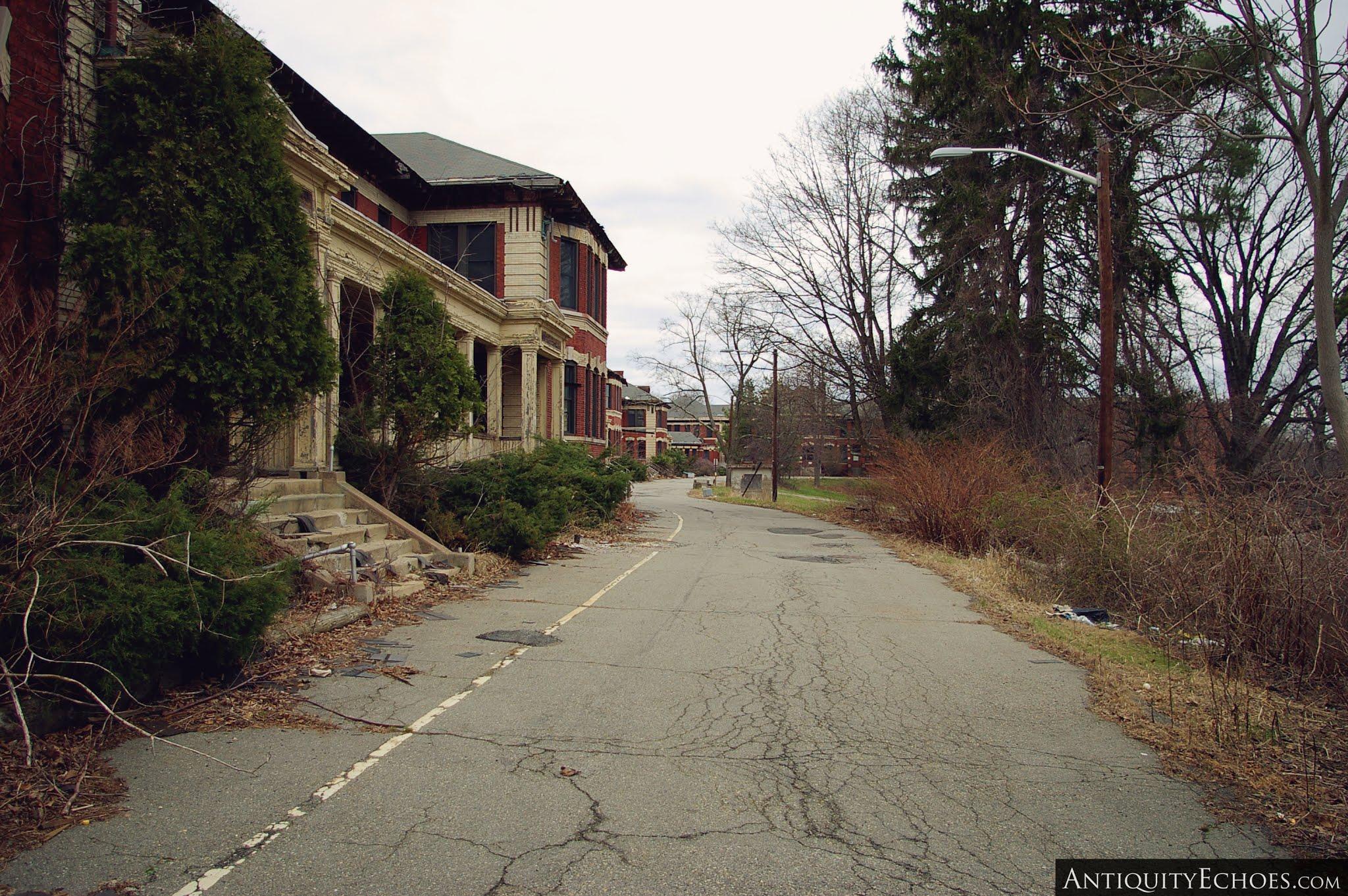 Overbrook Asylum - Barren Campus